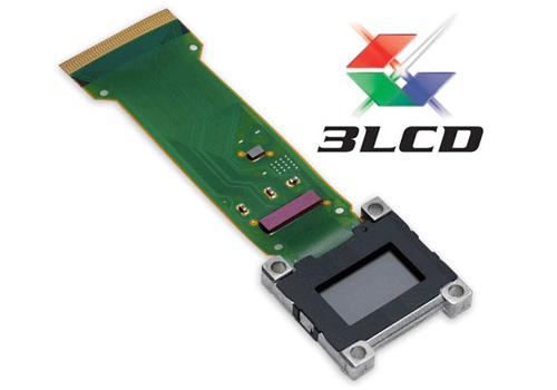 Heimkino-Beamer-3-LCD-Technologie