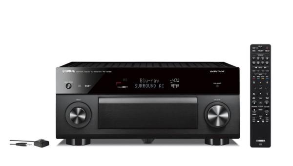 Yamaha RX-A2080 9.2 AV-Receiver mit Atmos und DTS:X Support