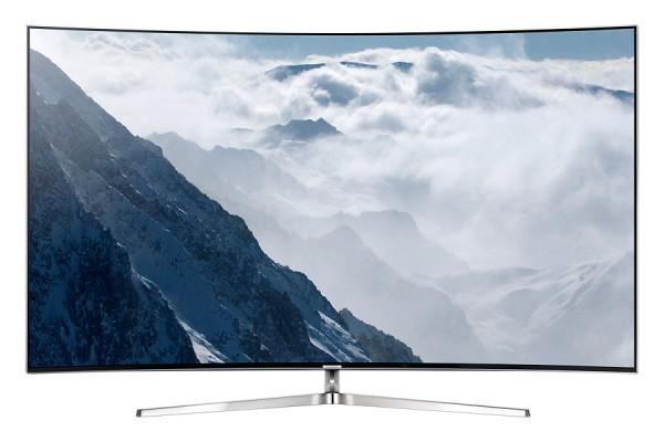 Samsung UE55KS9090 Curved SUHD TV (deutsche Version, kein EU-Modell)