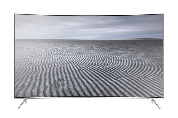 Samsung Curved SUHD TV KS7590