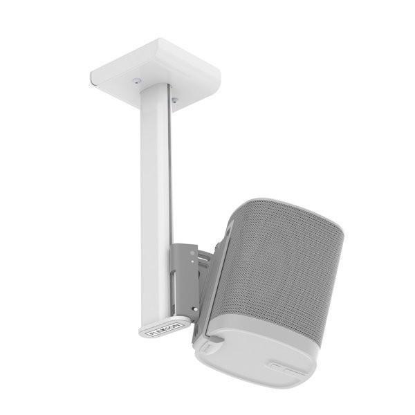 FLEXSON Deckenhalter für 1x SONOS PLAY:1 weiß