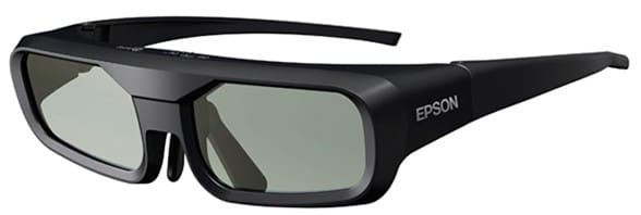 EPSON ELPGS03 RF 3D-Brille (Funk)