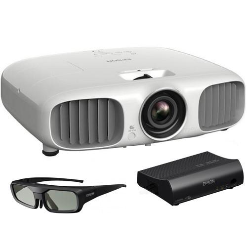 EPSON EH-TW6100W 3D Full HD Heimkino Beamer