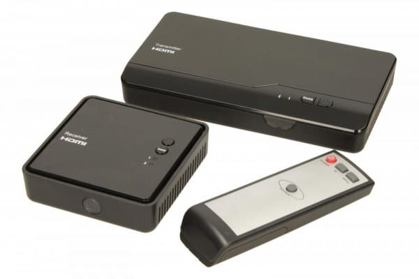 Optoma WHD200 5 GHz Wireless HDMI Set