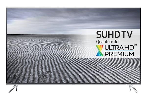 Samsung Curved SUHD TV KS7090