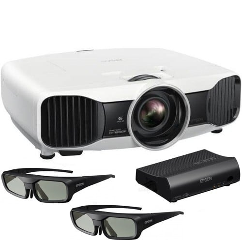 EPSON EH-TW9100W Full HD 3D Heimkino Beamer